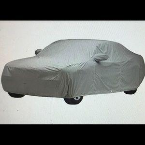 Car cover for a 1968 - 1982 corvette Covercraft
